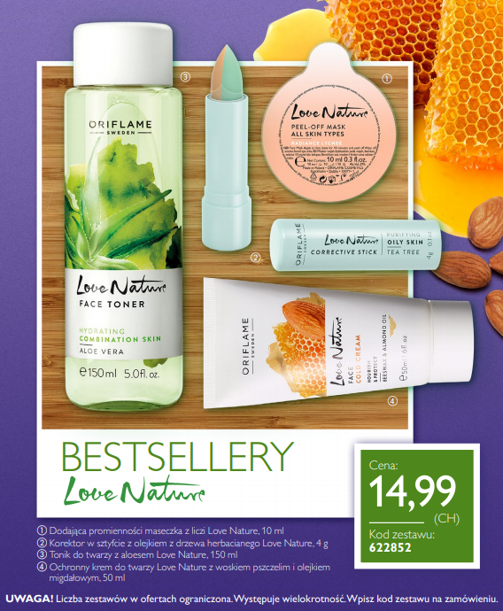 Bestsellery Love Nature