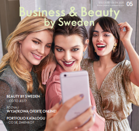 Business%Beauty Oriflame Magazyn