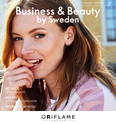 Business&Beauty Oriflame 7/2020